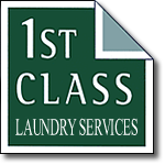 1st Class Laundry Services London and Essex